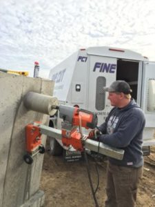 Concrete Core Drilling - Fine Cut USA - Concrete Drilling and Cutting, LLC