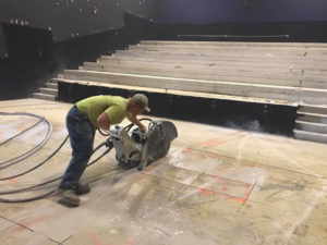 Concrete Slab Sawing