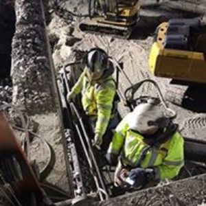 Fine Cut Concrete Wire Sawing Kansas City Quiet efficient