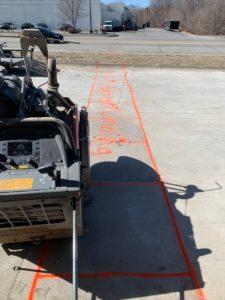 Concrete Slab Sawing Cuts Concrete To An Even, Flat Plane Fine Cut USA