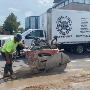 Concrete Slab Sawing Cuts Horizontal Surfaces Quickly and Efficiently blog