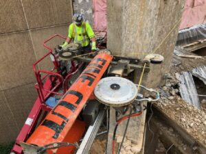 Reliable Concrete Wire Sawing, Drilling and Cutting Services Fine Cut USA