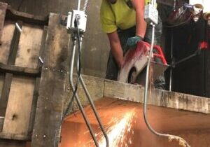 Concrete Cutting Controlled Sawing, Drilling and Removal Fine Cut