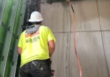 Concrete Wall Sawing Precision Cutting For Construction Projects Fine Cut USA