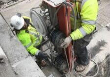 Concrete Wire Sawing Offers Effective Construction Solutions Fine Cut