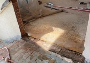 Fine Cut Concrete Wall Sawing Precise Applications interiors