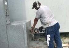 Fine Cut's Safety First Concrete Chain Sawing